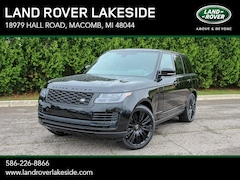 New 2019 Land Rover Range Rover Supercharged SUV KA559916 in Macomb, MI