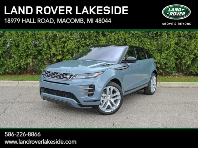 New 2020 Land Rover Range Rover Evoque First Edition SUV in Macomb, MI
