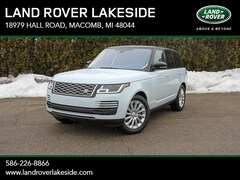 New 2019 Land Rover Range Rover HSE SUV KA541662 in Macomb, MI
