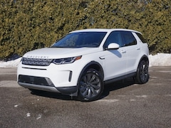 New 2021 Land Rover Discovery Sport SE SUV in Macomb, MI