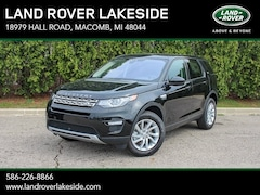 New 2019 Land Rover Discovery Sport HSE SUV KH813417 in Macomb, MI
