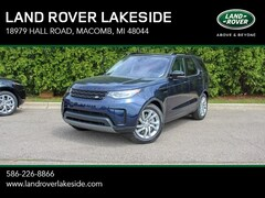 New 2019 Land Rover Discovery SE SUV K2406338 in Macomb, MI