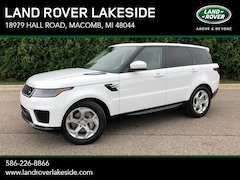 New 2019 Land Rover Range Rover Sport HSE SUV KA868522 in Macomb, MI