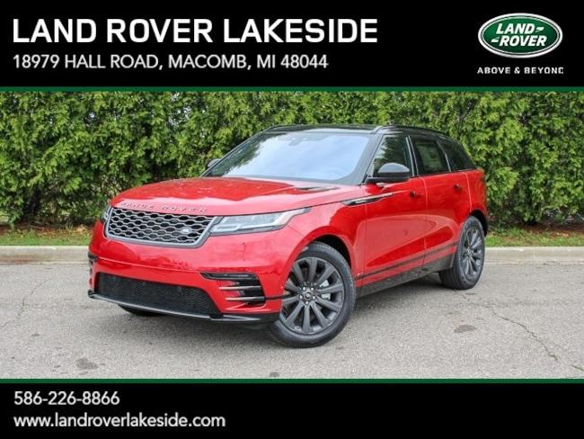 New 2019 Land Rover Range Rover Velar R-Dynamic SE SUV in Macomb, MI