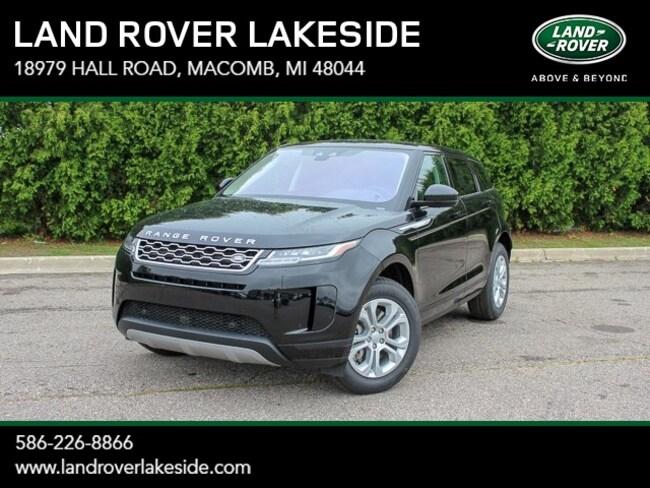 New 2020 Land Rover Range Rover Evoque S SUV in Macomb, MI
