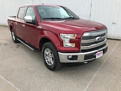 2015 Ford F-150 Lariat Pickup
