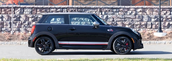 The 2019 Mini John Cooper Works Knights Edition New Country Mini