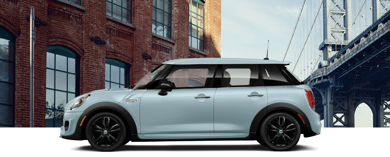 2019 MINI Cooper S Hardtop 4 Door Ice Blue Edition