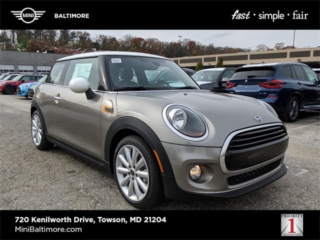 2019 MINI Hardtop 2 Door Cooper Oxford Edition Hatchback