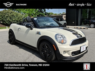 2013 MINI Roadster Cooper S Convertible