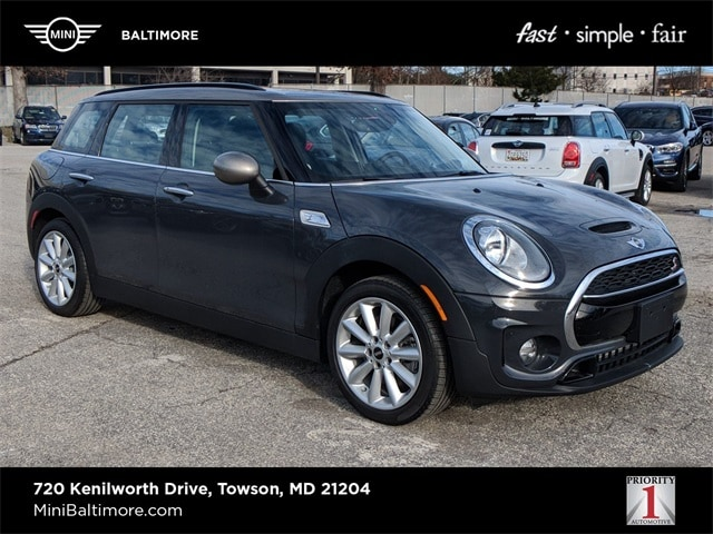 Used 2018 Mini Clubman For Sale At Mini Of Baltimore County Vin