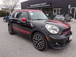 2016 MINI Cooper Countryman ALL4 4dr John Cooper Works Sport Utility