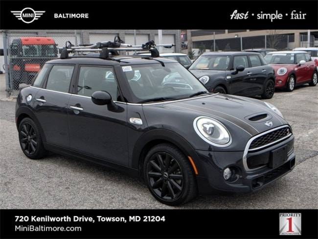 2016 MINI Hardtop 4 Door Cooper S Hatchback