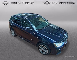 2017 BMW X3 xDrive28i Sports Activity Vehicle SAV