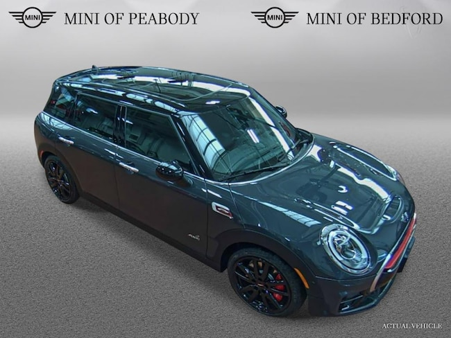 New 2019 Mini Clubman For Sale At Mini Of Bedford Vin