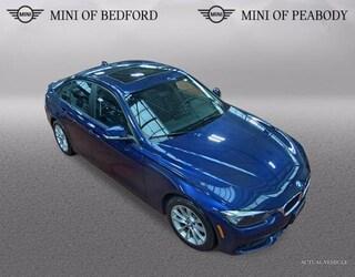 2016 BMW 320i 4dr Sdn 320i xDrive AWD Sedan