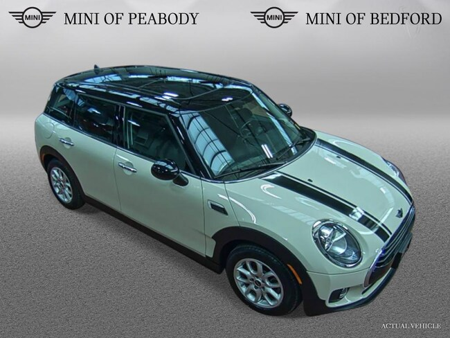 2016 MINI Clubman 4dr HB Wagon