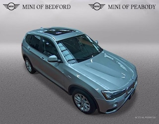 2016 BMW X3 AWD 4dr xDrive28i SAV