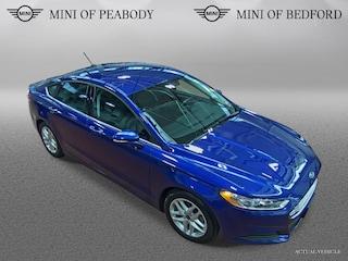 2016 Ford Fusion 4dr Sdn SE FWD Sedan