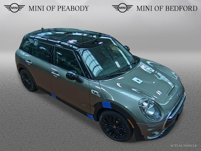 2019 MINI Clubman Cooper S Signature Wagon