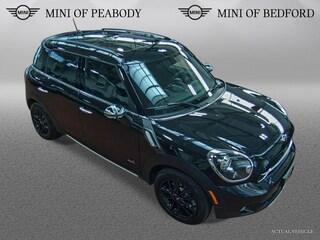 2016 MINI Countryman ALL4 4dr S SUV
