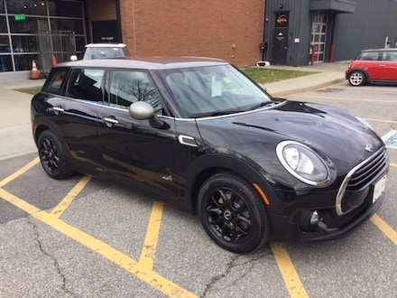 Featured used 2017 MINI Clubman Cooper Wagon for sale in Shelburne, VT