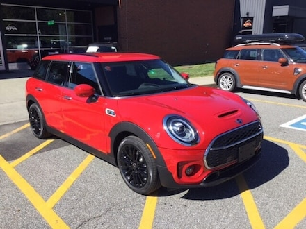 Featured new 2020 MINI Clubman Cooper S Wagon for sale in Shelburne, VT