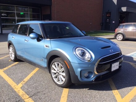 Featured used 2017 MINI Clubman Cooper S Wagon for sale in Shelburne, VT