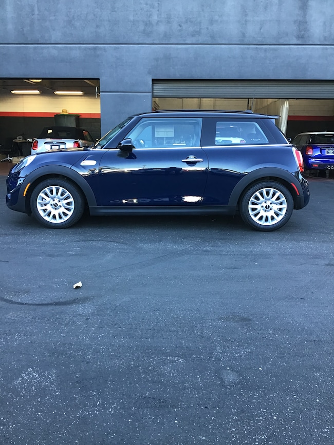 2016 MINI Cooper Hardtop 2dr HB S Car