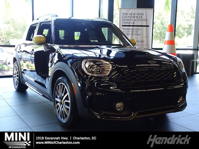 2019 MINI Countryman Cooper S E SUV