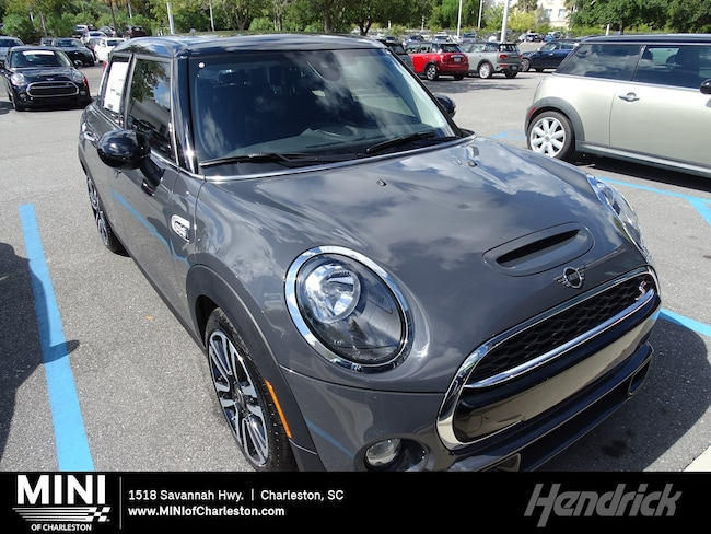 2019 MINI Hardtop 4 Door S Hatchback
