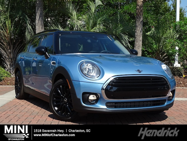 New 2019 MINI Clubman Cooper Wagon in Charleston