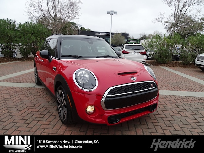 New 2019 MINI Hardtop 4 Door Cooper S Hatchback in Charleston