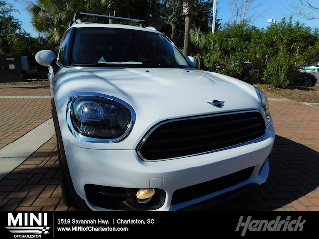 New 2019 MINI Countryman Cooper SUV in Charleston