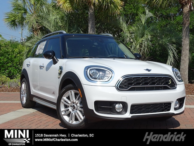 New 2019 MINI Countryman Cooper S E SUV in Charleston