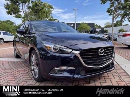 2018 Mazda Mazda3 5-Door Grand Touring Hatchback