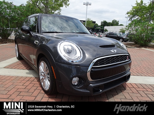Certified Pre-Owned 2018 MINI Hardtop 4 Door Cooper S Hatchback in Charleston