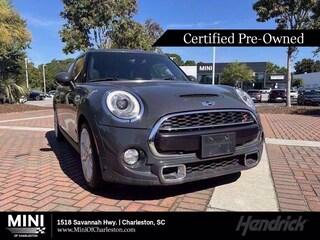 Certified Pre-Owned 2018 MINI Hardtop 4 Door Cooper S Hatchback for sale in Charleston