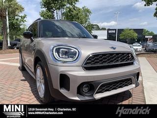 New 2022 MINI Countryman Cooper S SUV in Charleston