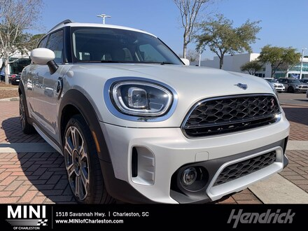 2021 MINI Countryman Cooper S ALL4 SUV