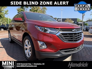 Used 2018 Chevrolet Equinox LT SUV P5116 for sale in Charleston