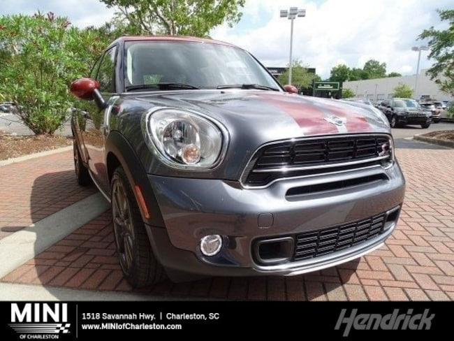 2016 MINI Cooper Countryman S SUV