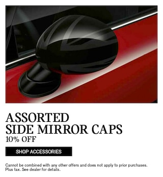 Assorted Side Mirror Caps