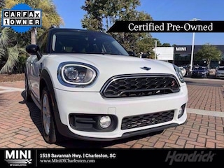 Certified Pre-Owned 2018 MINI Countryman Cooper S SUV for sale in Charleston