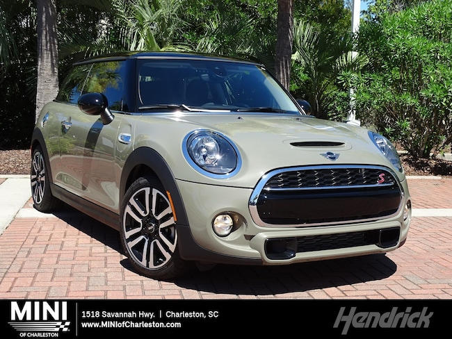 New 2019 MINI Hardtop 2 Door Cooper S Hatchback in Charleston