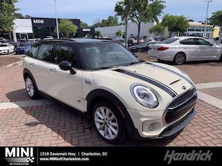 Certified Pre-Owned 2017 MINI Clubman Cooper S ALL4 Wagon for sale in Charleston