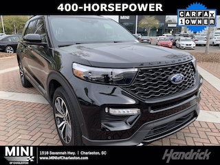 Used 2020 Ford Explorer ST 4WD SUV P5063A for sale in Charleston
