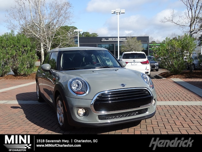 New 2019 MINI Hardtop 4 Door Cooper Hatchback in Charleston