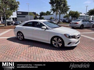 Used 2018 Mercedes-Benz CLA CLA 250 Sedan N50055A for sale in Charleston