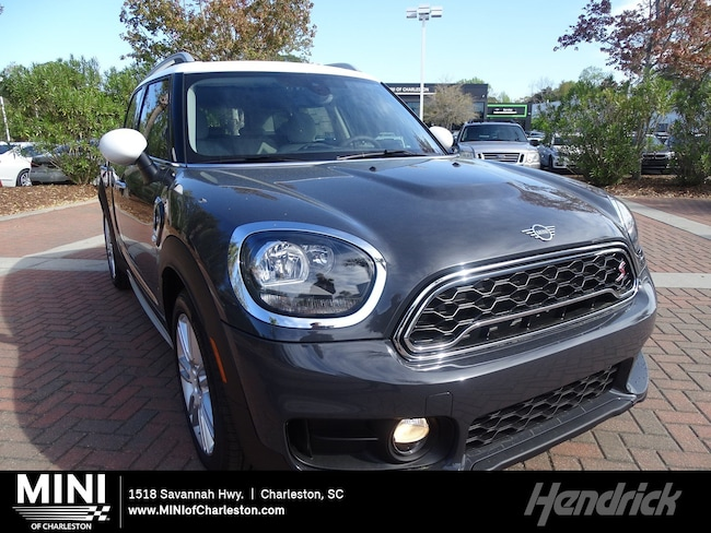 New 2019 MINI Countryman Cooper S SUV in Charleston